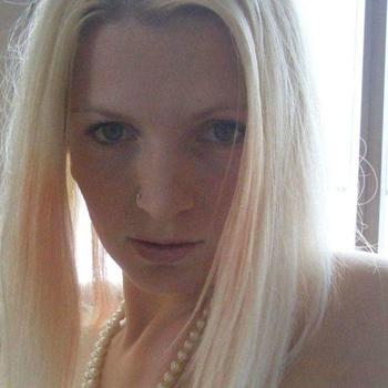 Groene ogen, blond haar, is er nog meer wat je over me wilt weten?